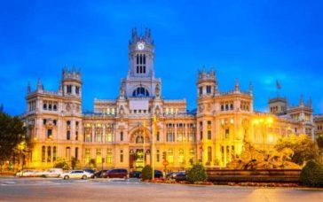 séjour Madrid