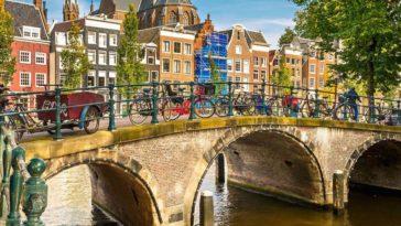 préparer un voyage à amsterdam