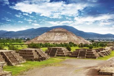 voyage à mexico city