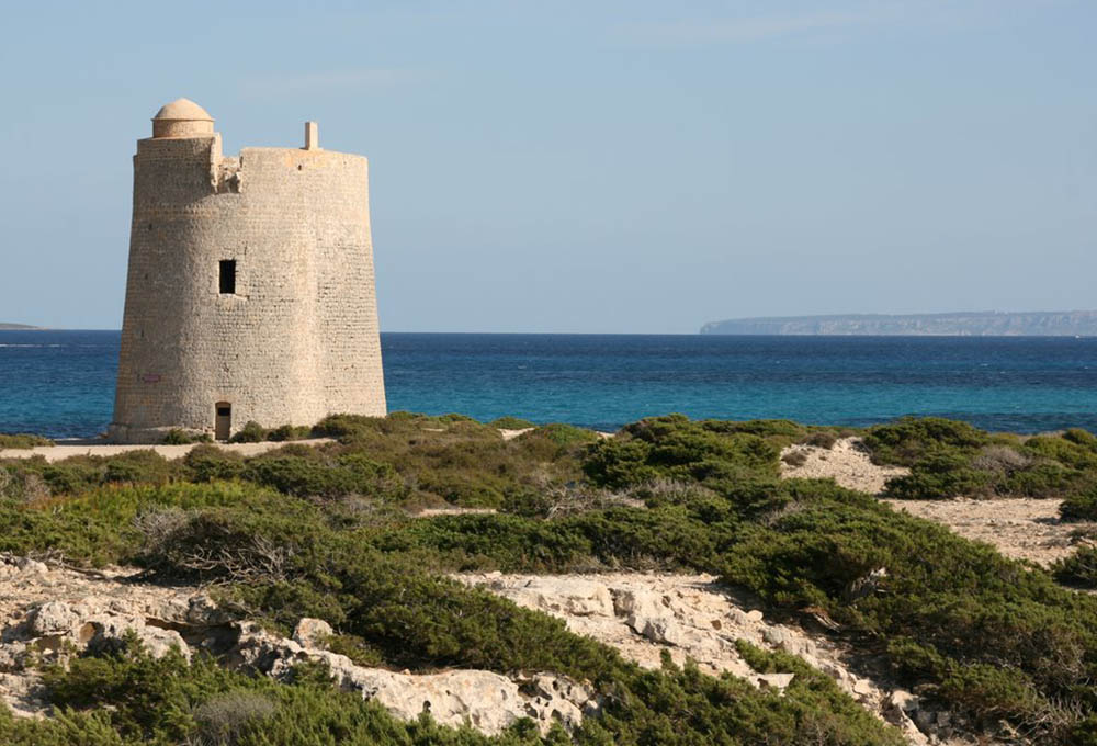 découvrir Ibiza