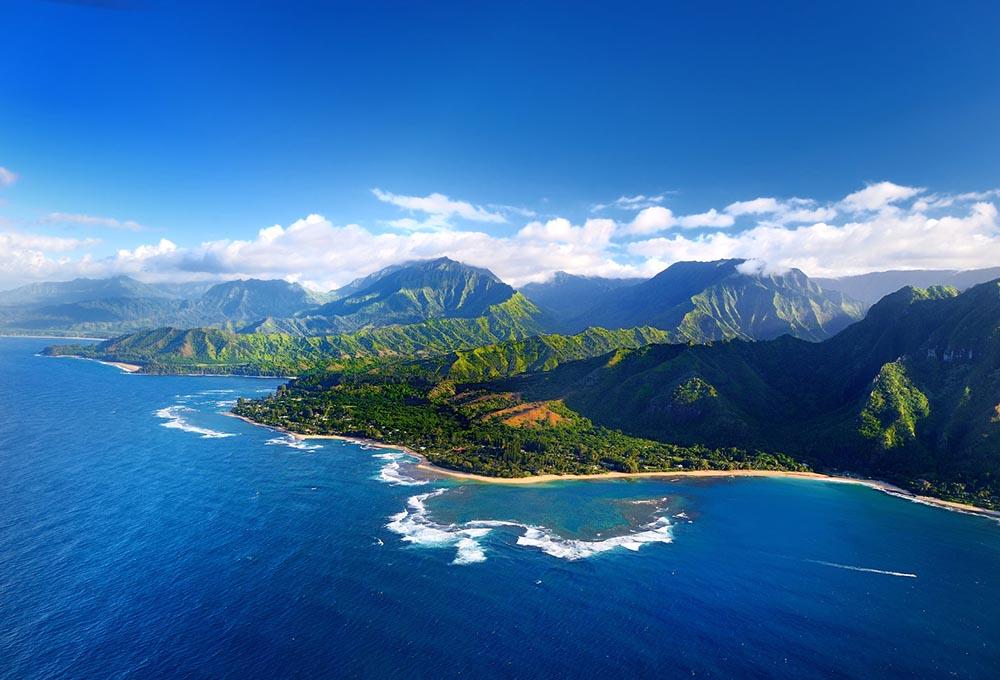 Voyage à Hawaii